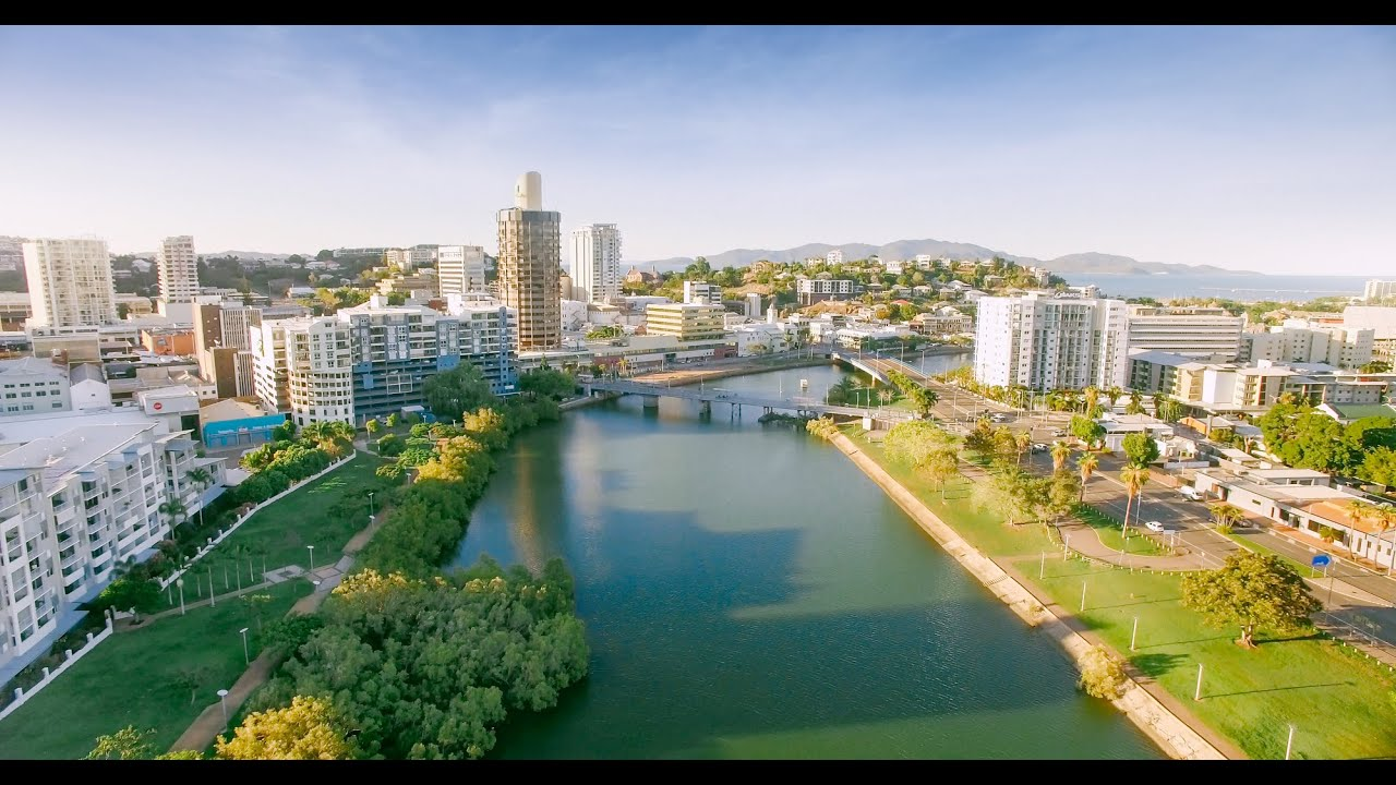 Townsville, Australia - 4K Drone Video!