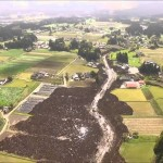 Drone Video Captures Ecudaor Earthquake Aftermath