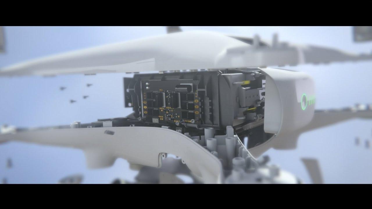 DJI – Phantom 4: The Most Powerful Technology