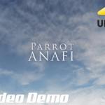 Parrot ANAFI - 4K Video Beispielaufnahmen - Luck up