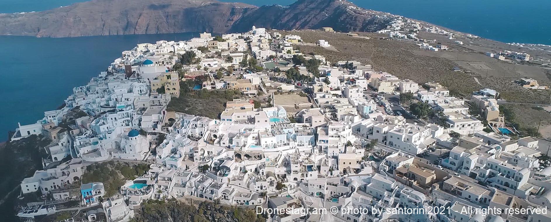 Santorini Greece Hotels at the Caldera
